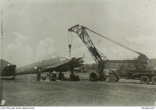 Balikpapan, 22 Squadron